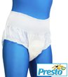 Presto Absorbent Underwear for Men and Women