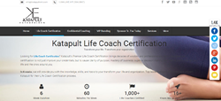 Katapult Enterprises Relaunches Life Coach Certification Program