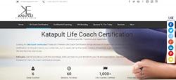 Katapult Enterprises Relaunches Life Coach Certification Program