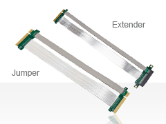 3M™ Twin Axial Cable Assemblies for PCI Express Applications