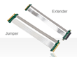 Heilind Electronics Offers 3M Cable Assembly for PCI Express Extender Cards, Enabling Higher Density Designs