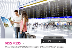 NEXCOM OPS Signage Player NDiS M535