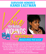 Majic 102.1FM Radio Personality Kandi Eastman