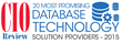 AllegroGraph Named as Leading Database Solution by CIOReview