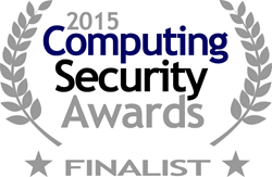Computing Security Awards 2015 Finalist