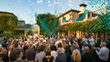 THE DEDICATION OF NARCONON OJAI, a center for delivering the acclaimed Narconon program to artists and leaders of society in a calm and beautiful environment and with the privacy they need.