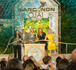 THE RIBBON FELL, accompanied by the cheers and unbridled enthusiasm of those gathered for the occasion, and all of which signaled the opening of the new Narconon Ojai.
