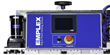 Plexpack's PLC HMI System, now on their Emplex Bag Sealers