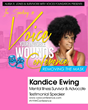 Kandice Ewing (Survivor of Mental Illness) 2015 Conference Speaker