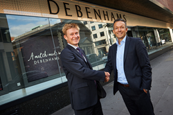 Debenhams partners with Rant & Rave to listen to customers