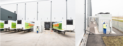 Farmfoods cooling is more energy efficient with low charge ammonia Azanefreezer