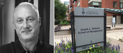 Bill Rabourn and University of Toronto