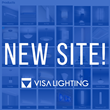 Visa Lighting Launches a New Website and an Updated Logo