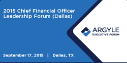 CFO Leadership Forum