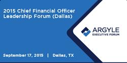 CFO Leadership Forum