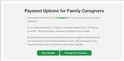 Paid Caregiver Program Locator