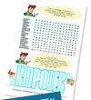 Kid Power Word Search