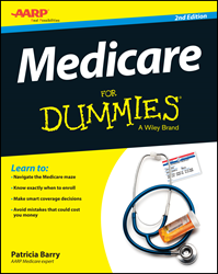 Medicare For Dummies 2nd Edition, Medicare For Dummies book, For Dummies, AARP, Medicare book