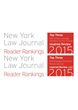 Inspired Review Is The New York Law Journal's #1 U.S. Based Best Managed Document Review Service