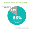 Wellness Travel Growth in 2015