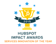 Prism Global Marketing Solutions Receives HubSpot Impact Award at INBOUND 2015