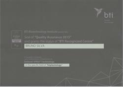 BTI Accreditation