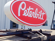 New sign ready to install for JX Peterbilt in Lafayette, IN