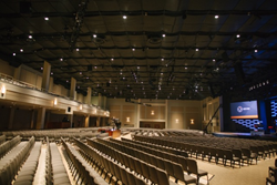 Bertolini Sanctuary Seating Custom Built 4,500 Church Chairs for...