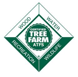 logo for the Tree Farm System