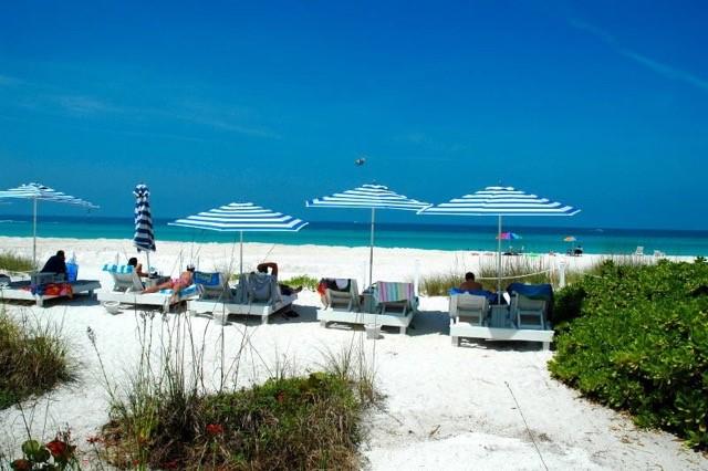 Bungalow Beach Resort Amp Siesta Key Bungalows Both Win