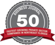 Member Benefits Ranked 8th Fastest-growing Private Company in Northeast Florida by the Jacksonville Business Journal