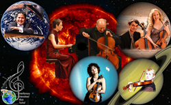 InterHarmony Concert Series: Between Worlds, Misha Quint, cello, Irina Nuzova, piano, Washington Garcia, piano,,Jennifer Dalmas, violin, Evgeni Raychev, cello, Yeon-Su Kim, violin, Inga Kroll, violin