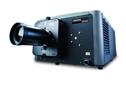 Christie CP2220 DLP Digital Cinema Projector