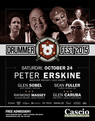 15th Annual DrummerFest at Cascio Interstate Music