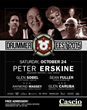 DrummerFest 2015 at Cascio Interstate Music to Feature Peter Erskine and Four Other Top Drummers October 24th