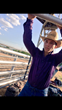 Real Time Pain Relief Sponsors the Professional Bull Riding Teen Sensation Dustin Ratchford