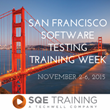 SQE Training's Software Testing Training Week