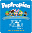 Timmy Failure and His Crazy Cast of Characters Come to Life in Full Color With Launch of New Poptropica Island