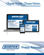Horton Launches Industrial Fan Website