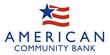 American Community Bank logo