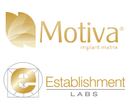 Logo Motiva Implant Matrix and Establishment Labs