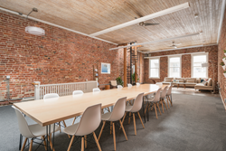 A Breather on-demand workspace at 510 Mission St. in San Francisco