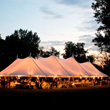 All About Events Announces Largest Sail Cloth Tent Available On The Central Coast