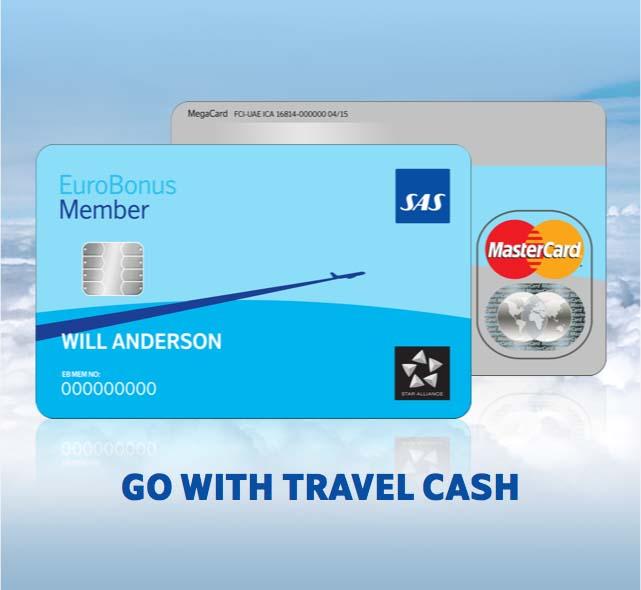 eurobonus mastercard login