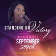 "Sherry Moses Latest EP, ""Standing On Victory,"" Drops September 29th"