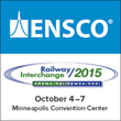 ENSCO Rail Takes Rail Technologies to Railway Interchange 2015
