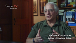 Michael Cusumano, Professor and Author, Provides Exclusive Interview...