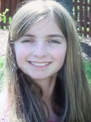 Ellie Helton, a vibrant and loving 14-year old who passed away July, 2014 as a result of a brain aneurysm