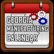 Georgia Manufacturing Calendar
