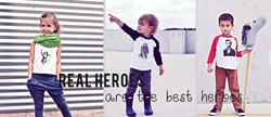 Wee Rascals' Real Heroes